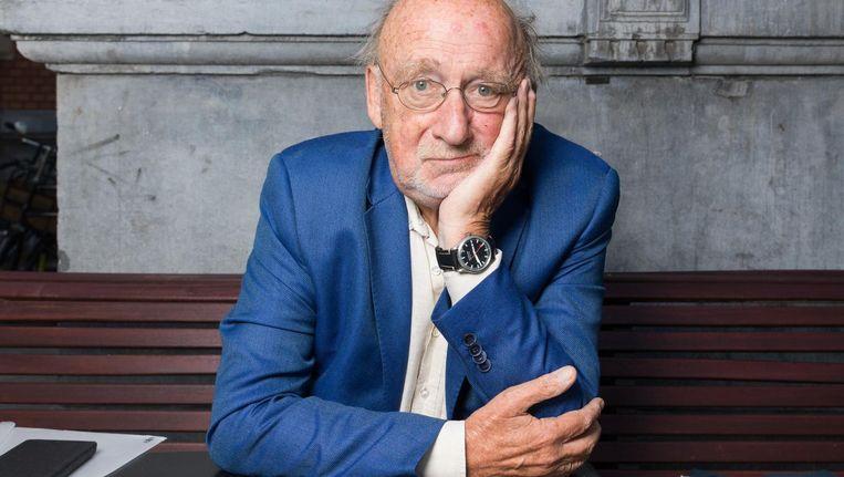 Hans Croiset Beeld Ivo van der Bent