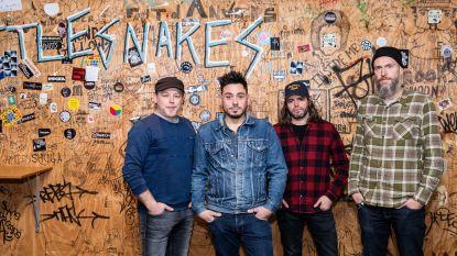 """Boogie Beasts stelt nieuw album 'Deep' voor: """"Een band met Vlamingen én Walen? Dat is rock 'n roll!"""""""