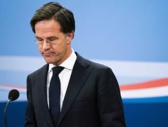 Nederlandse regering gevallen over 'toeslagenaffaire'