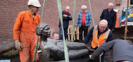 Beeld van naakte vrouw na jaar afwezigheid terug in Apeldoorn en dit is de nieuwe plek
