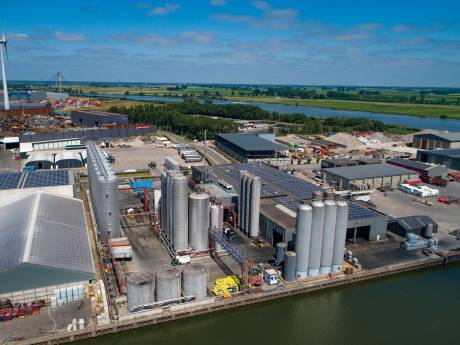 Sunoil neemt 'fraudebedrijf' Biodiesel Kampen over