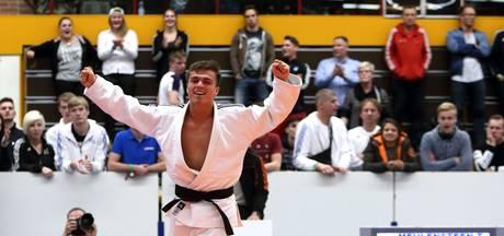Judoka Tom Meulensteen strandt in eindfase Universiade