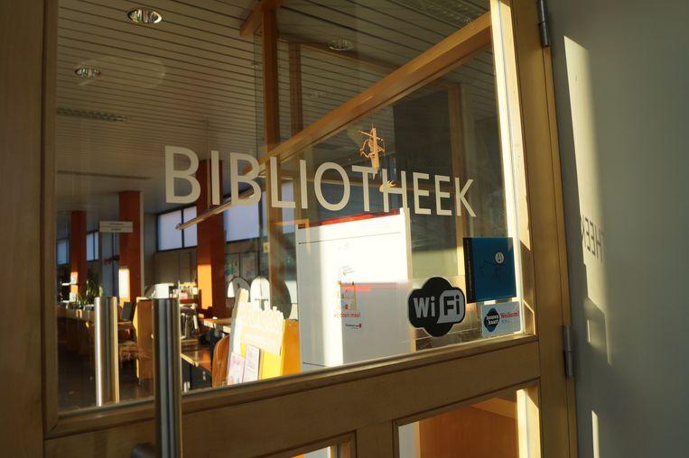 De bibliotheek van Pittem