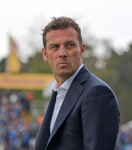 Schalke-trainer gelooft in goede afloop, Huntelaar fit voor return