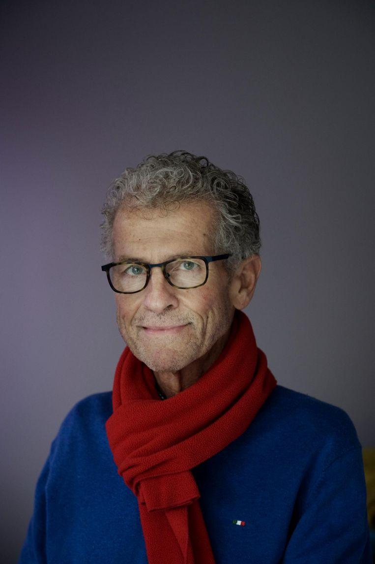 Klaas Tulp, die behandeld werd door Klaus R., staat nog steeds achter de Duitse natuurgenezer. Beeld Reyer Boxem