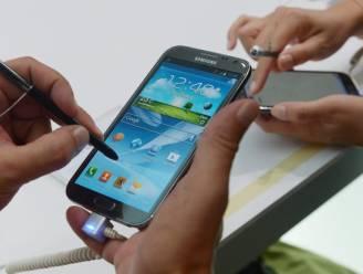 Samsung Galaxy Note II nog iets groter dan voorganger