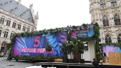 VIJF organiseert 'Picture Pop-up' in Leuven met Jani Kazaltzis!