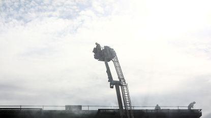 Uitslaande brand in Londens appartementencomplex