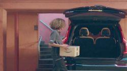 Amazon bezorgt nu ook pakjes rechtstreeks in de koffer van je auto