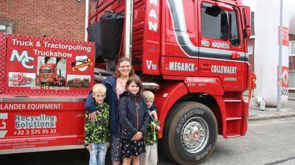 Truckers met een hart breken record