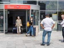 Eindhoven Airport ziet reizigersaantal verschrompelen; Ryanair voor het eerst in rode cijfers