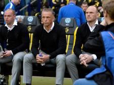 Waanzinnig weekend trainer Joseph Oosting bij Vitesse