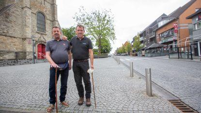 """Hans Jünger stapt in 150 dagen naar Compostella: """"Beter dat dan pinten drinken tijdens mijn economische werkloosheid"""""""