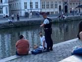 """Politie controleert glasverbod op Gras- en Korenlei:  """"Eerst waarschuwen, dan beboeten"""""""