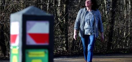 Heerlese Rina biedt pelgrims rustplaats in Naamse Ardennen