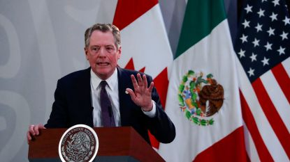 Noord-Amerikaans handelsakkoord gaat in op 1 juli