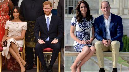 Hoe de 'ruzie' tussen Kate Middleton en Meghan Markle symbool staat voor het Verenigd Koninkrijk