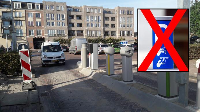 Parkeren bij winkelcentrum Vleuterweide blijft voorlopig gratis.