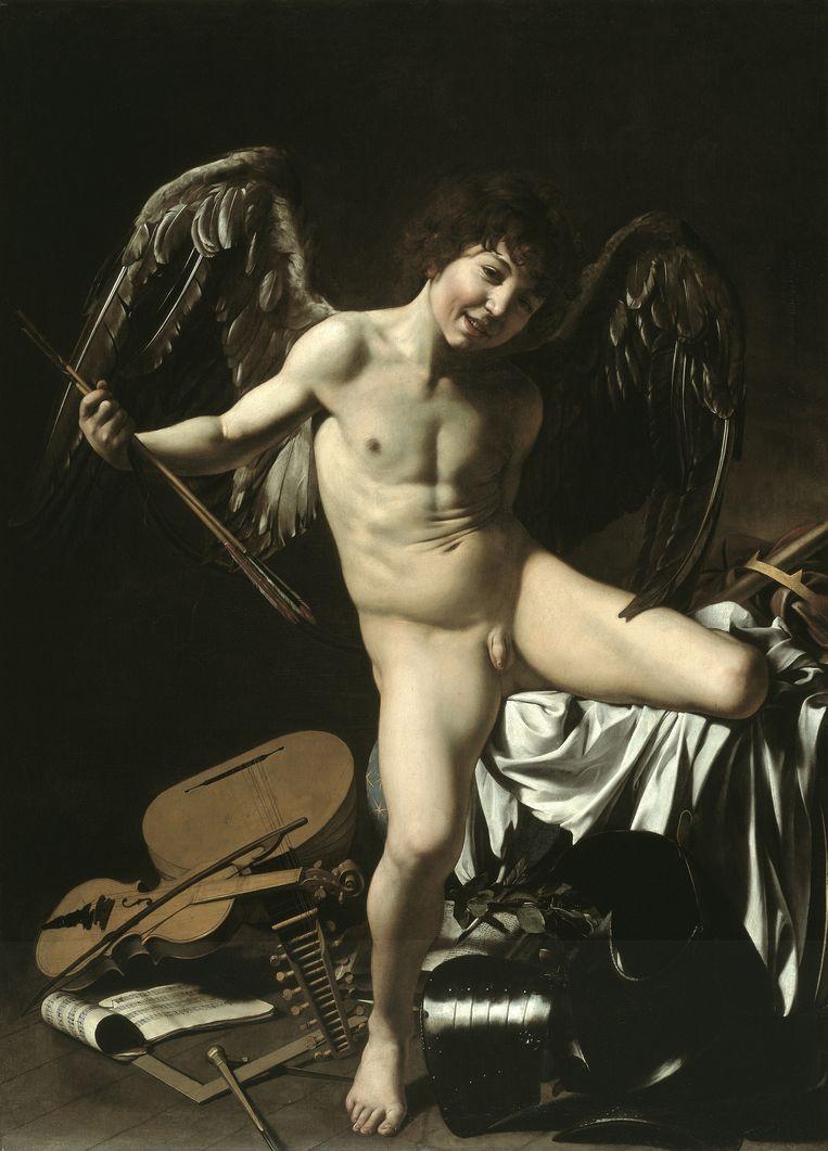 Caravaggio: Liefde overwint alles, 102/03. Beeld Staatliche Museen zu Berlin