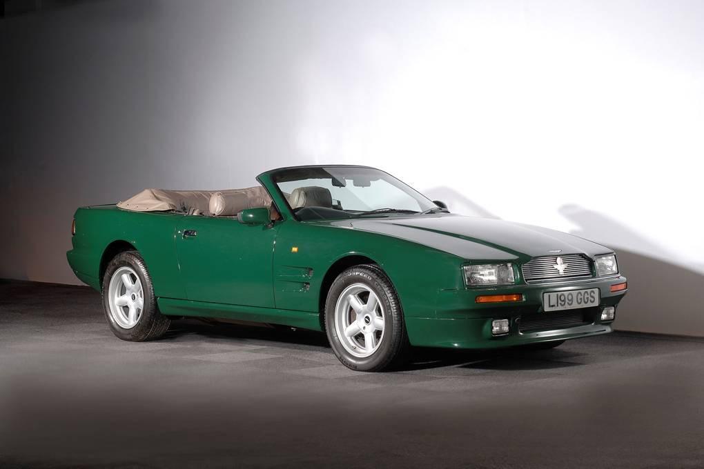 'Royal' Aston Martin Volante