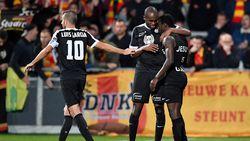 Eupen wint overtuigend tegen Mechelen na doelpuntenkermis