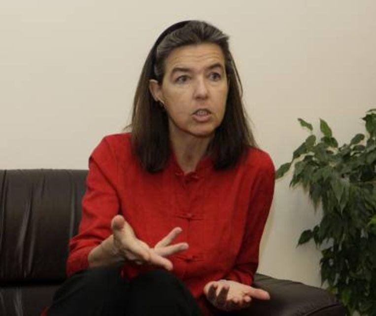 Dominque Mineur neemt als eerste vrouw de rol van Belgische ambassadeur in Saoedi-Arabië op zich.