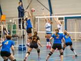 Volleyballers Forza liften zichzelf van de laatste plaats
