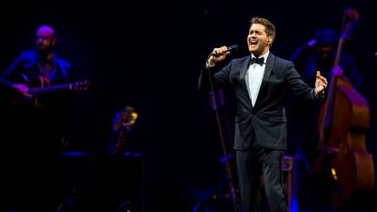 Michael Bublé denkt eraan te stoppen met zingen