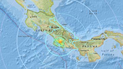 Aardbeving met kracht van 6,1 treft Costa Rica