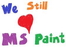 Microsoft: 'Paint gaat helemaal nergens heen'