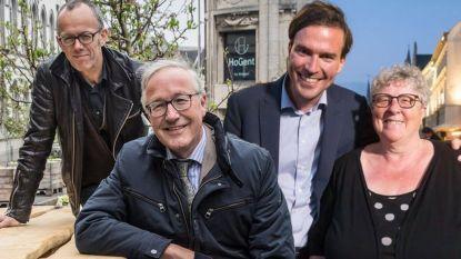 """Sp.a, Groen, Open Vld én CD&V starten gesprekken op in Gent: """"Ik ben kandidaat-burgemeester, ja"""""""