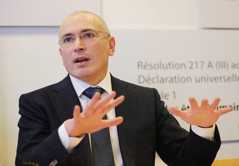 Michail Chodorkovski.