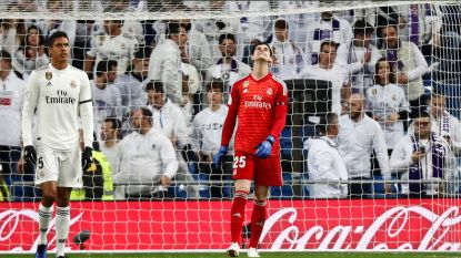 Fluitconcert in Bernabéu na pijnlijke thuisnederlaag voor Real Madrid tegen Sociedad: Januzaj wint duel tegen Courtois