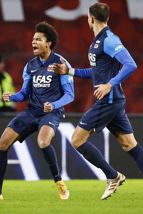 Samenvatting   PSV - AZ