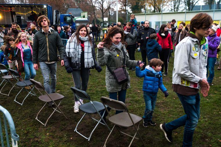 Kuurne wil een 'Stoelendans for Life' organiseren, net zoals vorig jaar ook al in Halle-Zoersel werd gedaan.