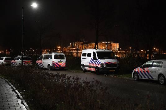 Politie en gemeente staan op scherp.