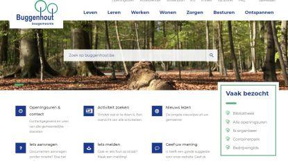 Nieuwe website voor gemeente Buggenhout