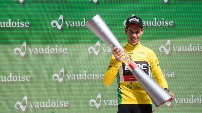 Porte is eindwinnaar in Zwitserland, ploegmaat Küng walst de rest plat in afsluitende tijdrit