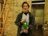 Nathalie brouwt Koreaans drankje in Schiedamse molen