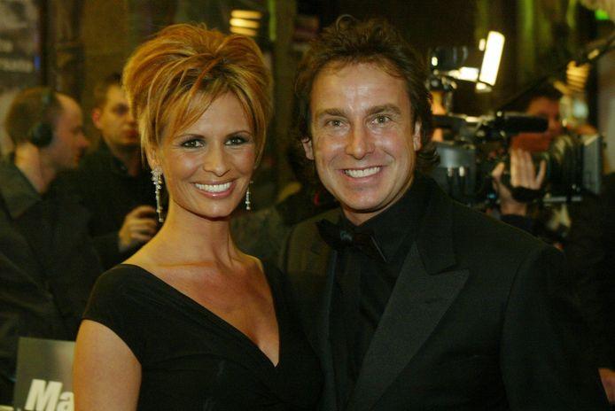 Leontine en Marco in 2004.