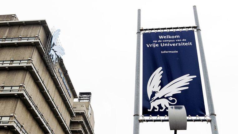De Vrije Universiteit had 13 procent minder eerstejaars. Beeld anp