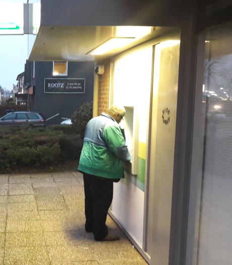 Contant geld lokt overvallers naar winkels en pinautomaten