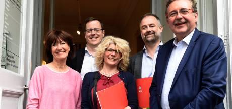 Méfiance mutuelle entre le PS et le PTB à Bruxelles avant d'entamer les négociations