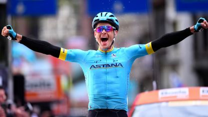 Jakob Fuglsang is de sterkste van het peloton en zet de kroon op het werk met winst in Luik-Bastenaken-Luik