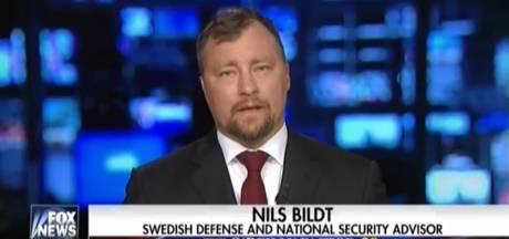 Zweden opnieuw in verlegenheid gebracht door 'Zweedse veiligheidsadviseur'