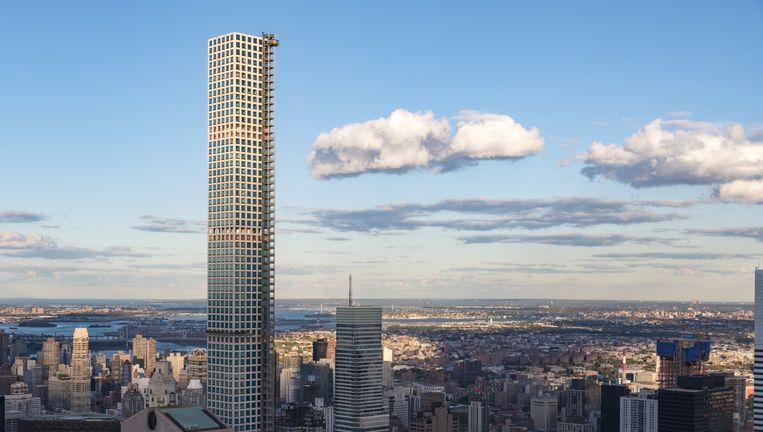 Belangrijke Gebouwen New York.Miljardairs Storten New York In De Schaduw De Volkskrant