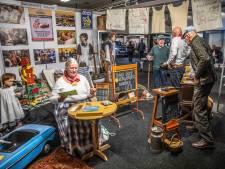 Veel stands over gezondheidsklachten, maar verder (bijna) niets te klagen op 55 Plus Expo in Zwolle