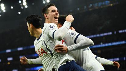 Tottenham maakt komaf met slechte reeks na nipte zege tegen hekkensluiter Norwich