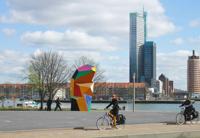 Rotterdam Beeld Colourbox