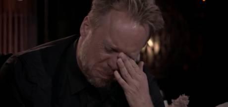Diggy Dex in tranen na ontroerend optreden Stef Bos in Beste Zangers